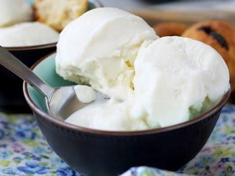 Cara Membuat Es Krim Susu Ala Rumahan