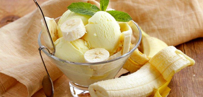 Cara Membuat Es Krim buah Pisang Mudah Dan Lezat, Disini tempatnya!