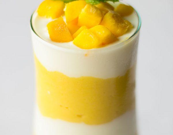 cara membuat es krim vanilla