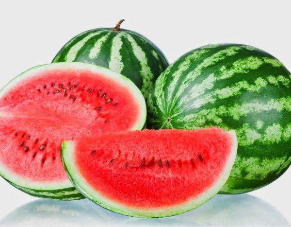 cara buat es krim semangka